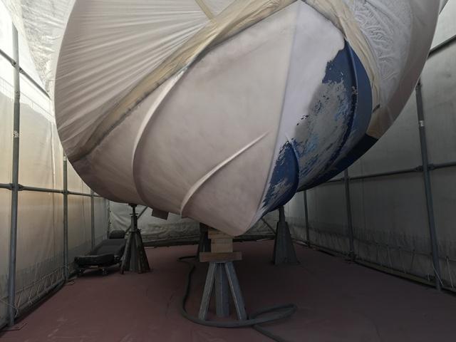 Rimordenazione imbarcazione